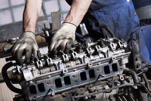 ремонт и диагностика двигателей