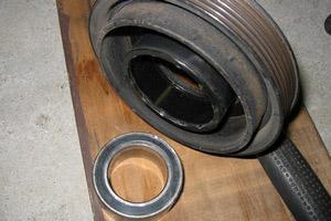 подщипник муфты компрессора автокондиционера
