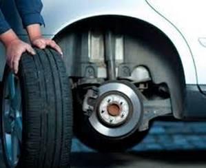 Переобувка колес и шин